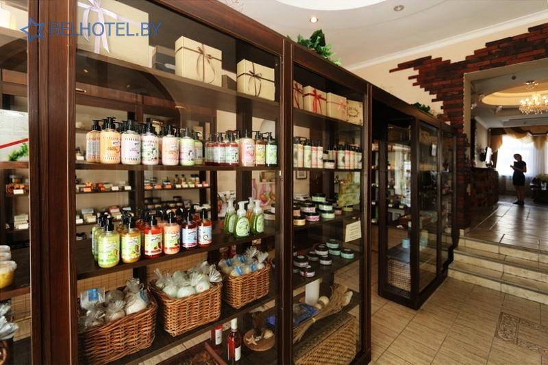Hotels in Belarus - hotel Gubernskaya Mogilev - Shop