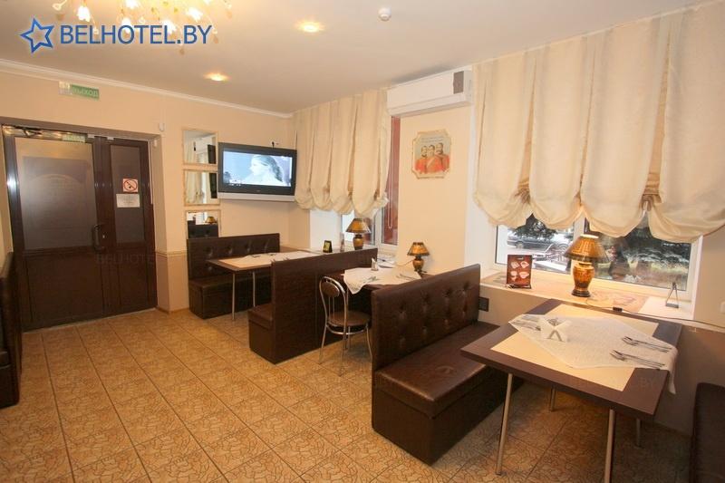 Hotels in Belarus - hotel 40 let Pobedy - Cafe