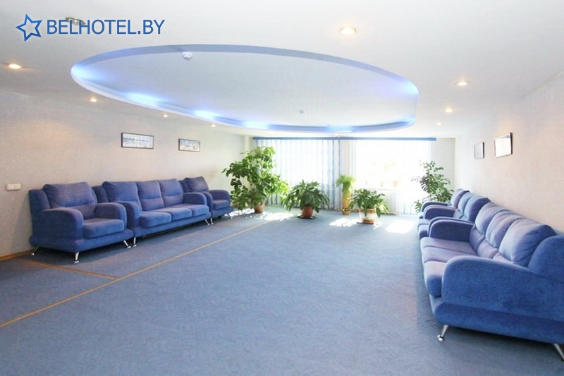 Hotels in Belarus - hotel 40 let Pobedy - Reception, hall