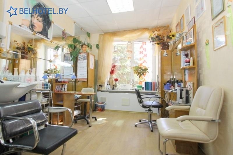 Hotels in Belarus - hotel 40 let Pobedy - Hairdressing salon