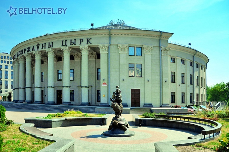 Hotels in Belarus - hotel 40 let Pobedy - Scenery of the locality