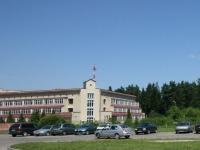 hotel complex Almaz - Parking