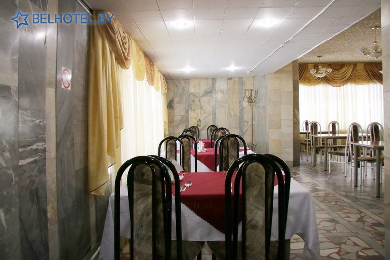 Гасцініцы Беларусі - гасцінічны комплекс Алмаз - Кафэ