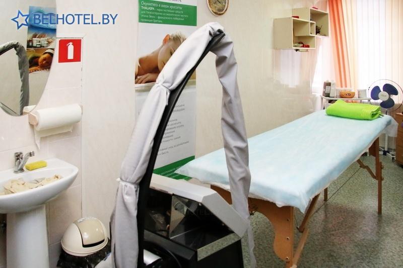 Hotels in Belarus - hotel complex Almaz - Beauty salon