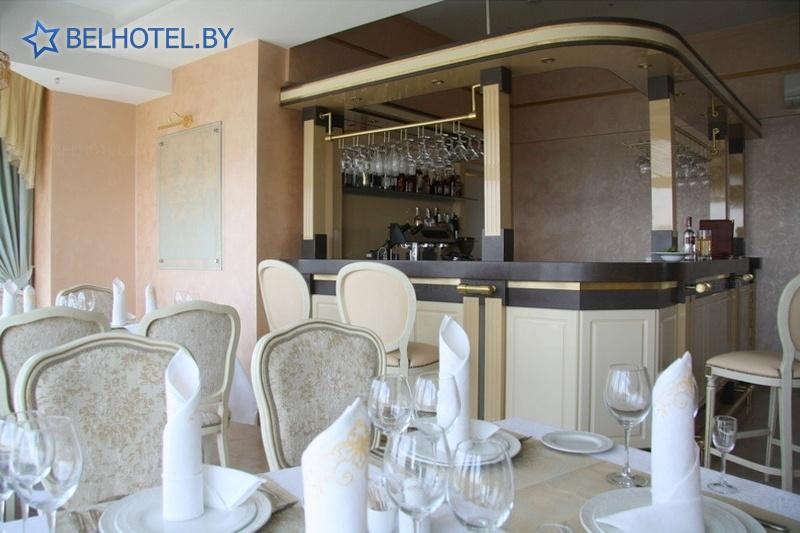 Hotels in Belarus - hotel Belarus Minsk - Restaurant