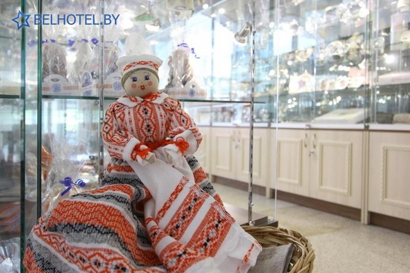 Hotels in Belarus - hotel Belarus Minsk - Souvenir shop