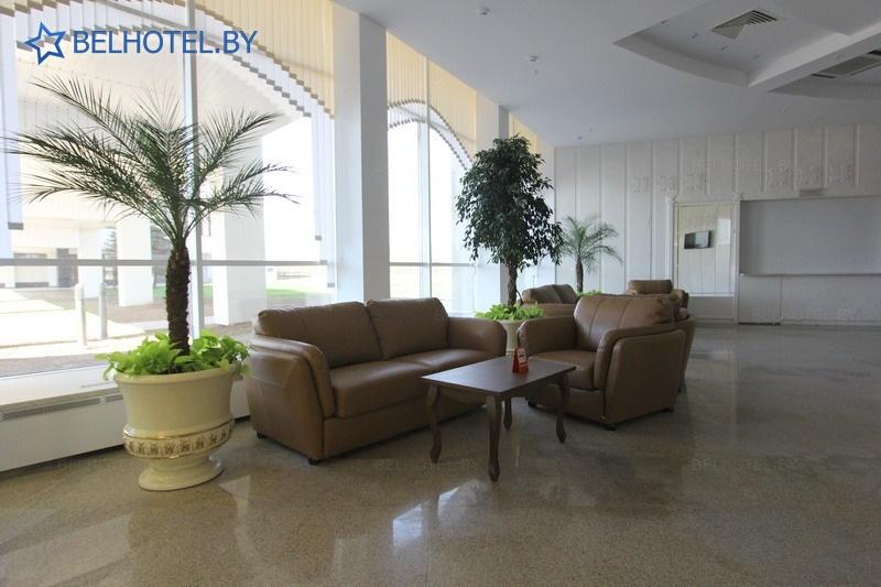Hotels in Belarus - hotel Belarus Minsk - Reception, hall