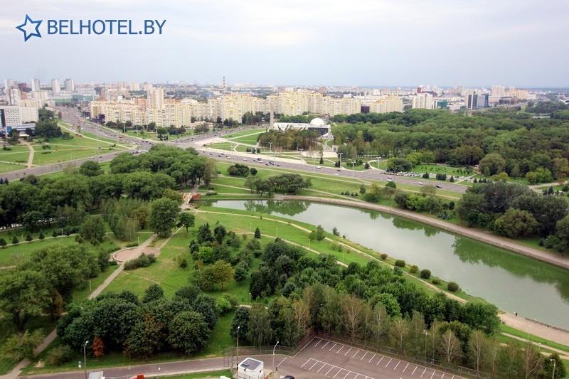 Hotels in Belarus - hotel Belarus Minsk - Scenery of the locality