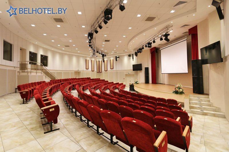 Hotels in Belarus - hotel Belarus Minsk - Conference room