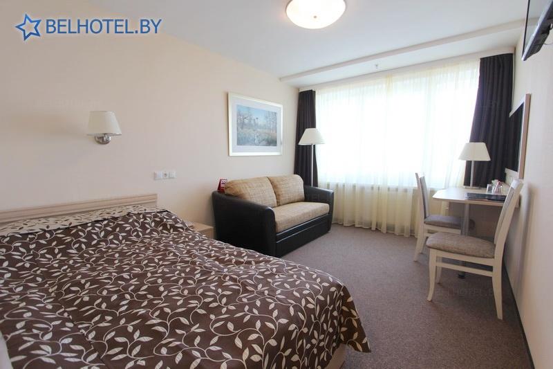 Hotels in Belarus - hotel Belarus Minsk - single 1-room Single