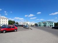 гостиница Березина - Автостоянка