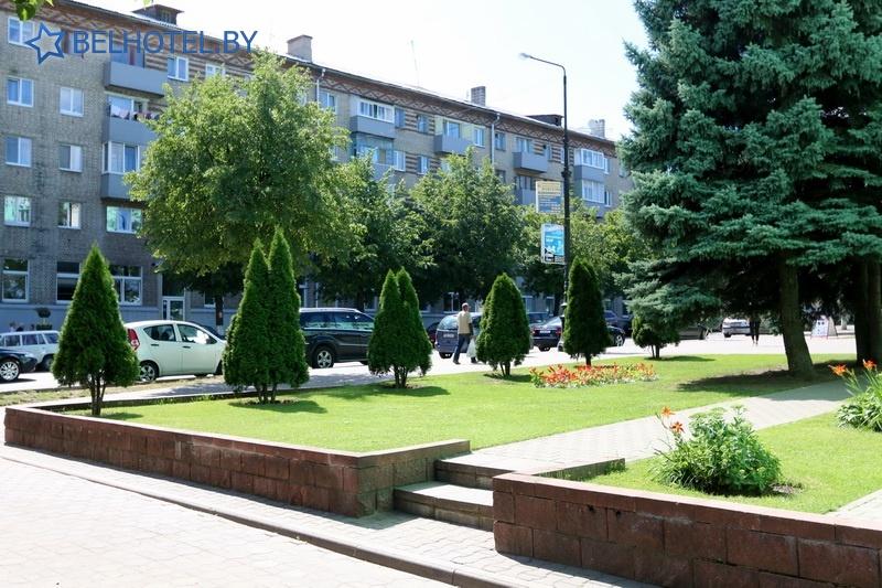 Гасцініцы Беларусі - гасцініца Бярэзіна - Навакольныя пейзажы
