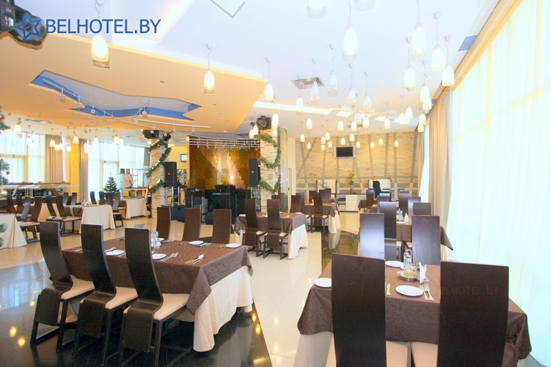 Hotels in Belarus - hotel Victoria - Restaurant
