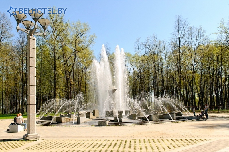 Hotels in Belarus - hotel Victoria - Scenery of the locality
