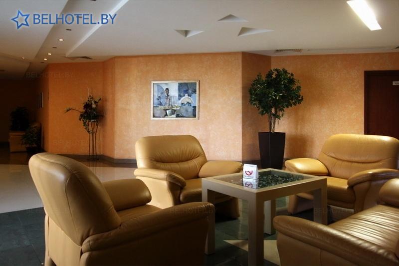 Hotels in Belarus - hotel Victoria - Reception, hall