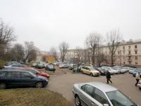 гостиница ДФиТ МВД РБ - Парковка