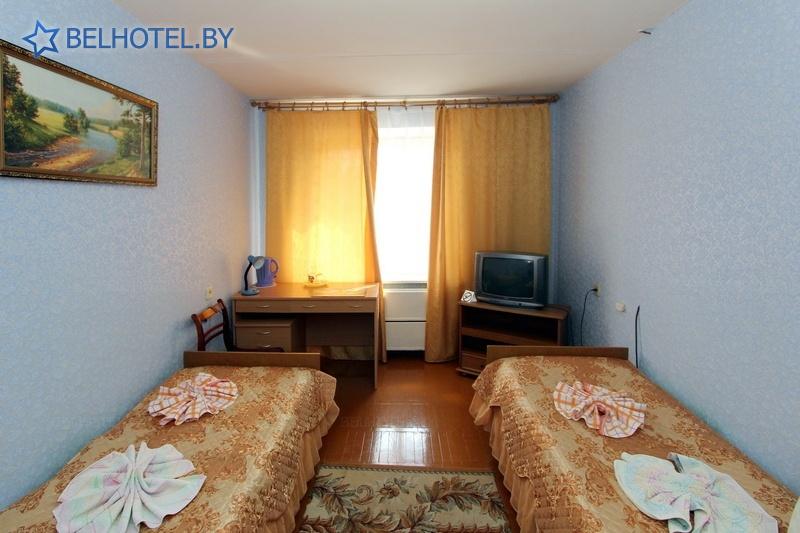 Гостиницы Белоруссии Беларуси - гостиница Копыль - 2-местный 1-комнатный (2 разряд)