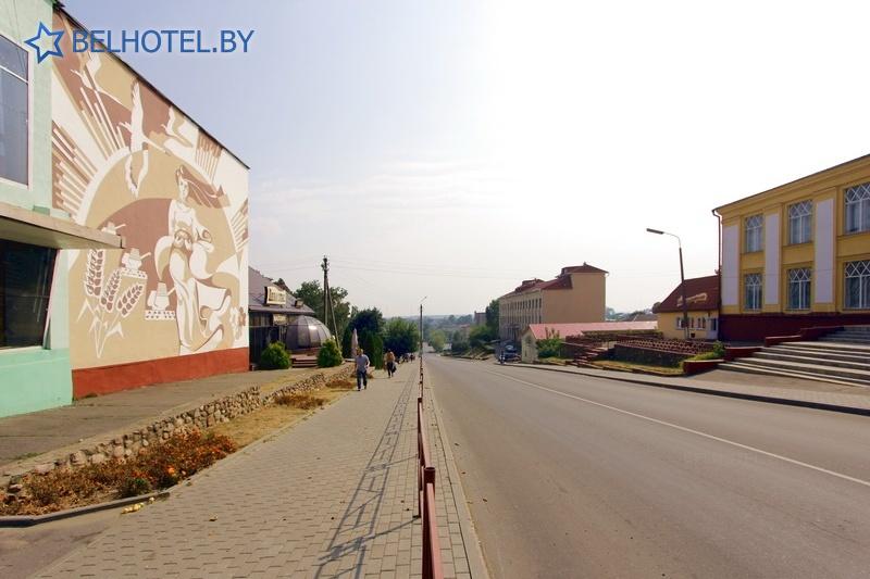 Гостиницы Белоруссии Беларуси - гостиница Копыль - Окрестные пейзажи