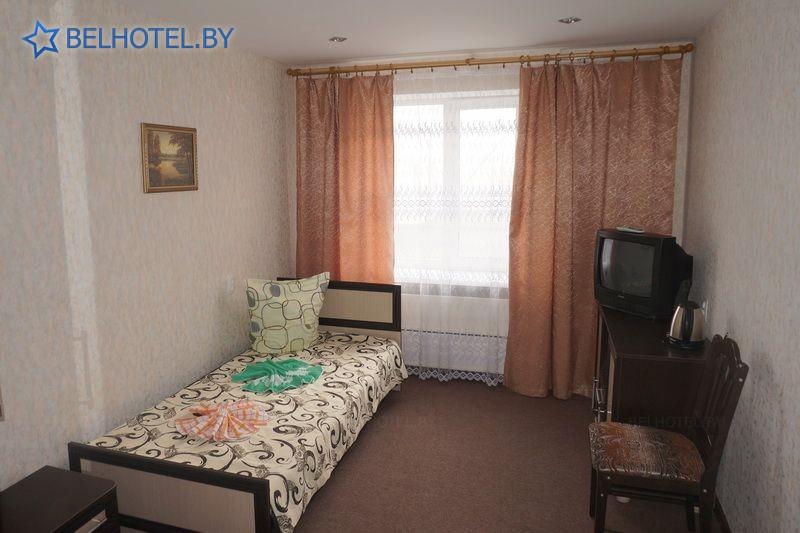 Гостиницы Белоруссии Беларуси - гостиница Копыль - 1-местный 1-комнатный (2 разряд)