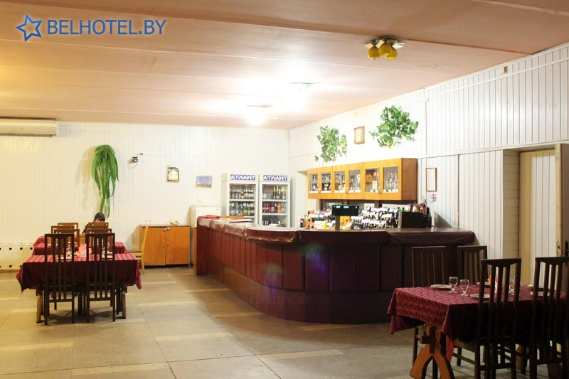 Гостиницы Белоруссии Беларуси - гостиница Копыль - Кафе