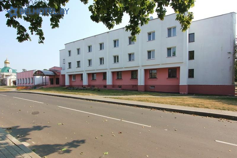 Гостиницы Белоруссии Беларуси - гостиница Копыль - Внешний вид