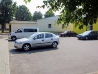 гостиница Копыль - Парковка