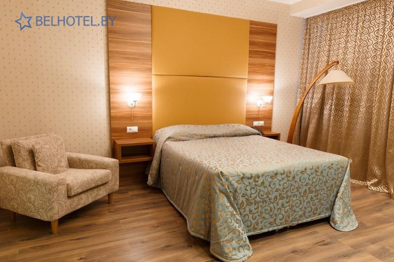 Гостиницы Белоруссии Беларуси - гостиница Журавинка - 2-местный 2-комнатный