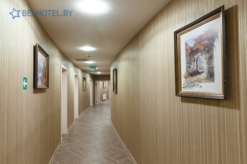 Гостиницы Белоруссии Беларуси - гостиница Журавинка - Регистратура, холл