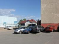 гостиница Олимп - Парковка