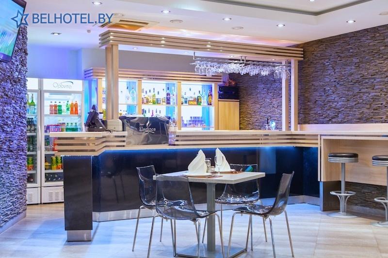 Hotels in Belarus - hotel complex Orbita - Cafe