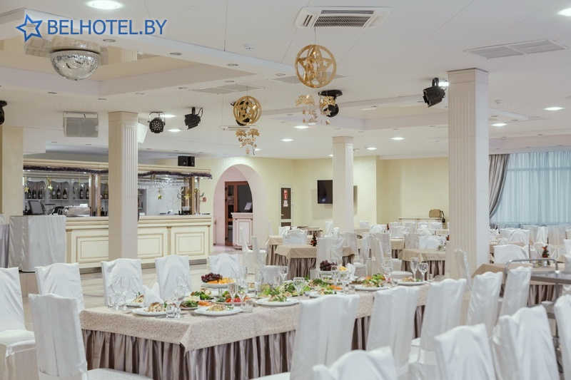 Hotels in Belarus - hotel complex Orbita - Restaurant