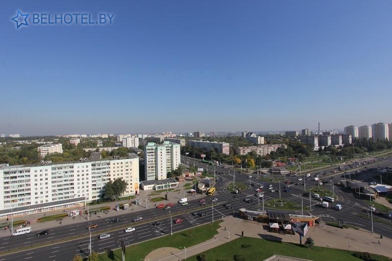 Гасцініцы Беларусі - гасцінічны комплекс Арбiта - Навакольныя пейзажы