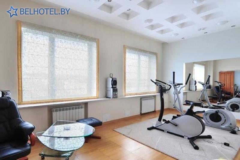 Hotels in Belarus - hotel complex Orbita - Gym