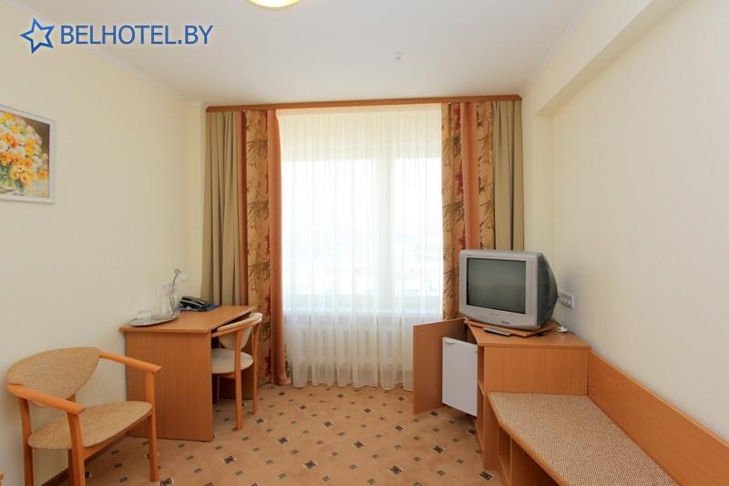 Hotels in Belarus - hotel complex Orbita - single 1-room / Single Standard