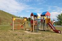 гостиница Силичи - Детская площадка