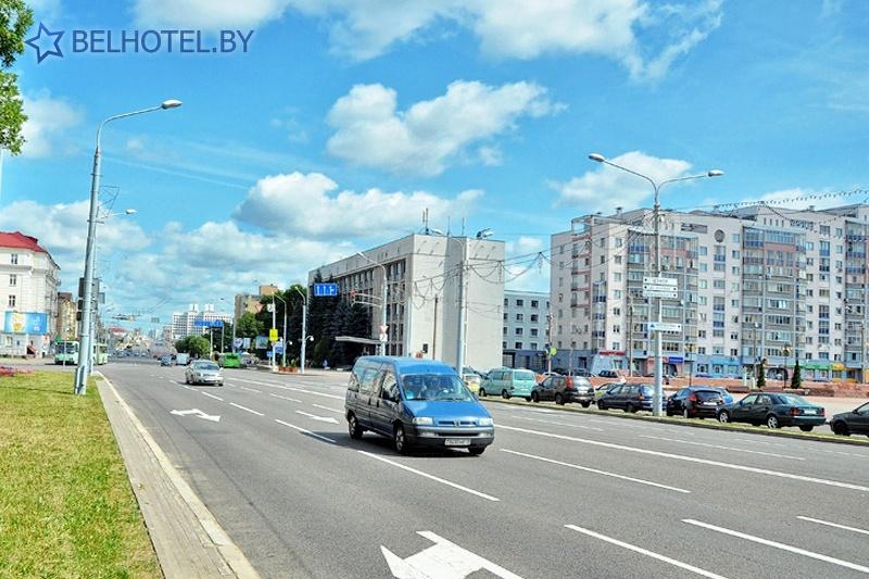 Гасцініцы Беларусі - гасцініца Спадарожнік - Навакольныя пейзажы
