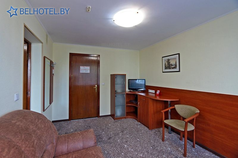 Hotels in Belarus - hotel Sputnik - double 2-room suite / 37 square meters