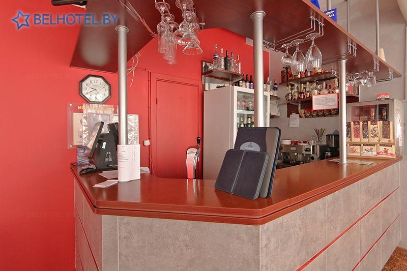 Hotels in Belarus - hotel Sputnik - Restaurant