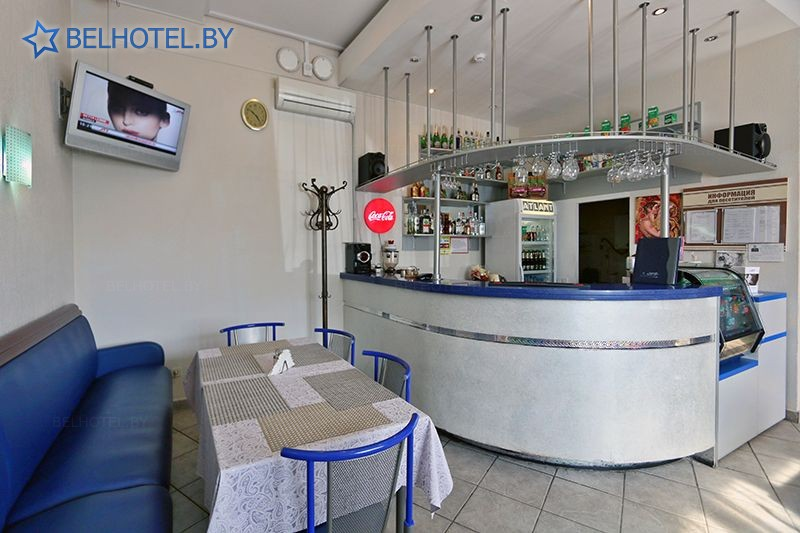 Hotels in Belarus - hotel Sputnik - Bar