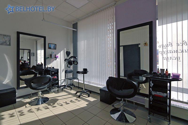 Hotels in Belarus - hotel Sputnik - Hairdressing salon