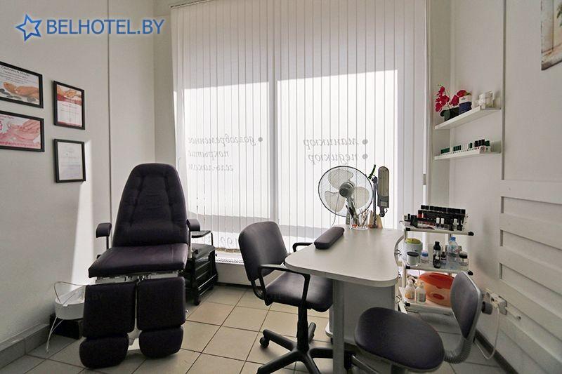 Hotels in Belarus - hotel Sputnik - Beauty shop