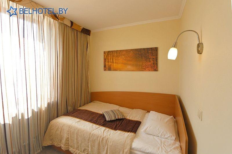 Hotels in Belarus - hotel complex Turist Minsk - single 2-room / Single Comfort plus
