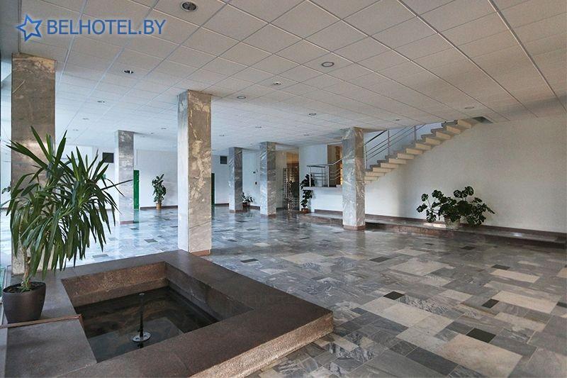 Hotels in Belarus - hotel complex Turist Minsk - Reception, hall