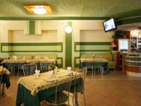 гостиница Аэлита - Ресторан