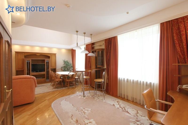 Hotels in Belarus - hotel Vesta - double 2-room suite «А»