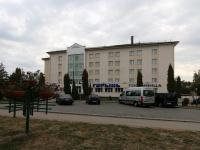 гостиница Горынь - Парковка