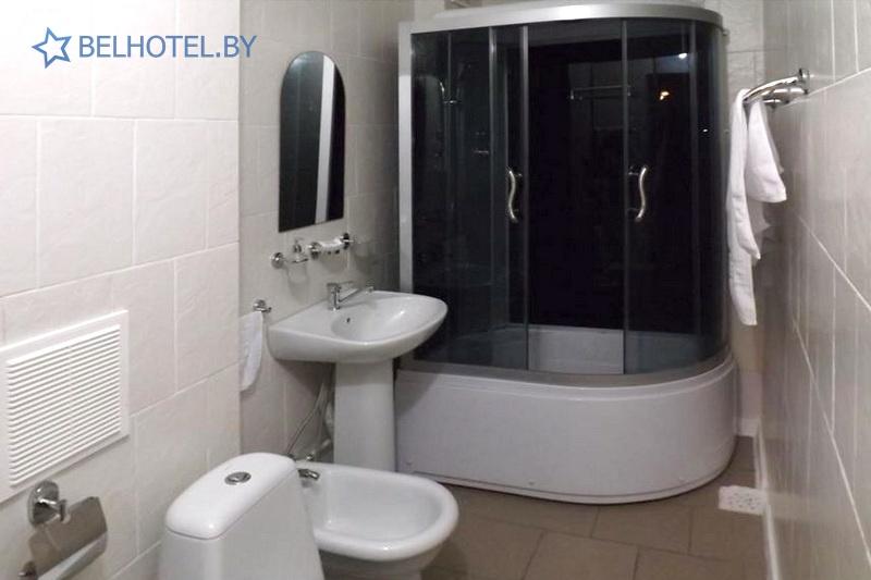 Hotels in Belarus - hotel Edelweiss - double 2-room/  Twin (hotel)