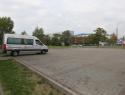 гостиница Строитель - Парковка
