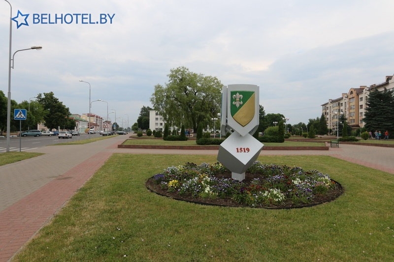 Hotels in Belarus - hotel Ivacevichi - Scenery of the locality