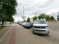 гостиница Беларусь - Парковка